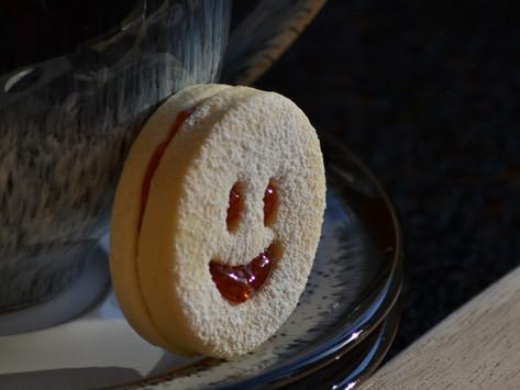 Linzern Keksi / Linzer Cookies