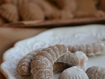 Šape od Rogača /Carob Cookies