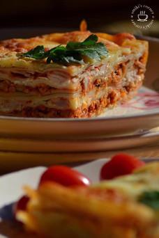 Pancake Lasagna / Lazanja od Palačinki