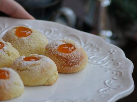 Husarski Poljupci /Vanilla Cookies