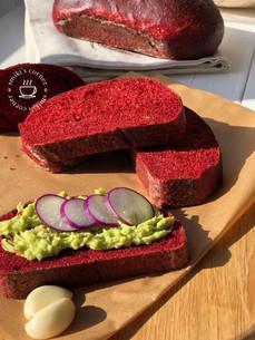 Beetroot Bread / Hleb od Cikle