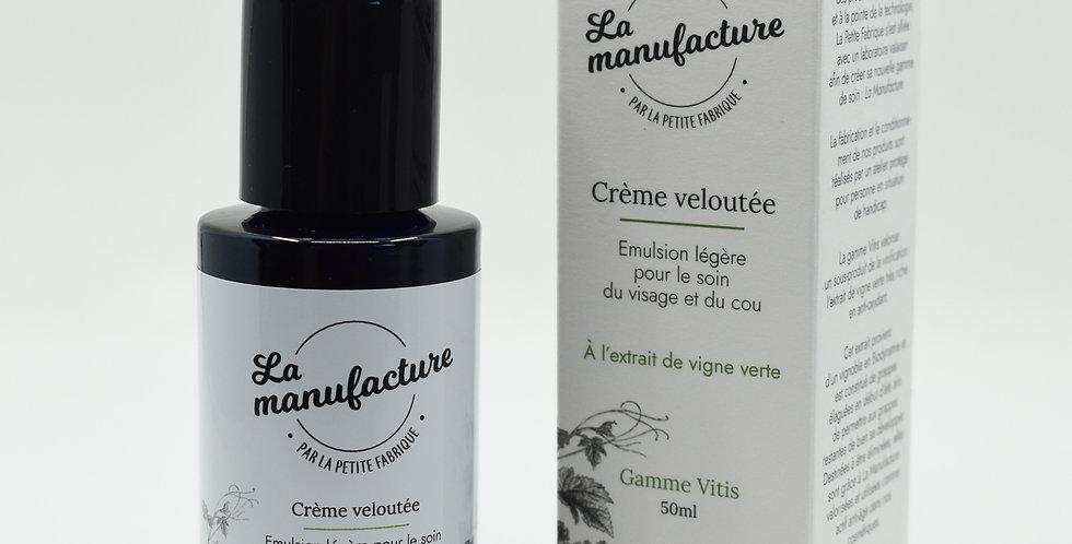 Crème veloutée - La Manufacture