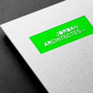 Création du logo pour Jordan architectes SA