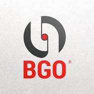 Logo BGO SA créé par Experientiel Sàrl
