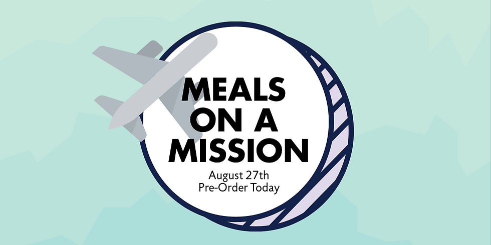 Meals on a Mission