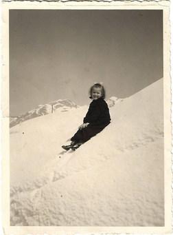 1943 Ελβετία - In Switzerland