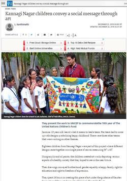 UNICEF news Hindu