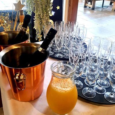 Arrival Drinks, Prosecco, Champagne