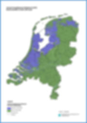 Actueel Hoogtebestand Nederland