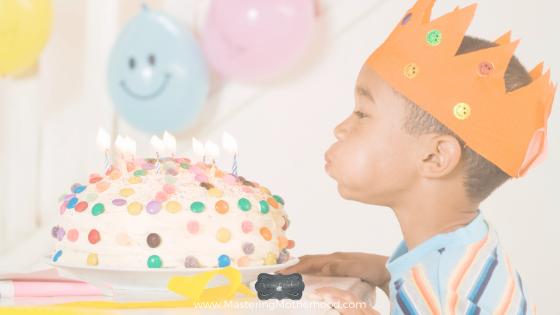 Avoiding the Birthday Party Blues