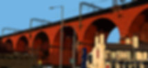 Stockport Railway arches Skolithos