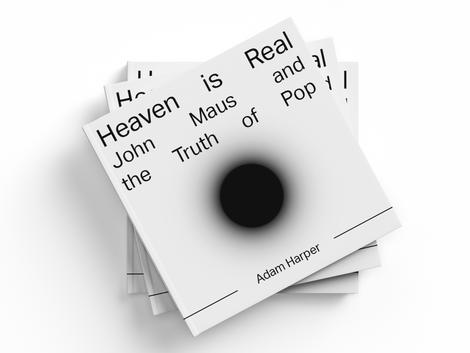 John Maus Publication Design