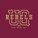 UQ Rebels - Gold (Maroon Background).png