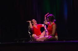 Cheryl Hann with Kara Richardson