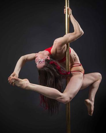 Pole Art - photo credit Grim Photography
