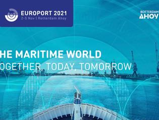 Meet us @ Europort 2021!