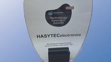 HASYTEC wins Technology Innovator Award