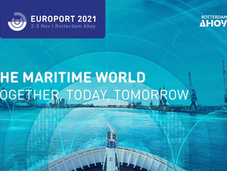 Wir sehen uns auf der Europort 2021!