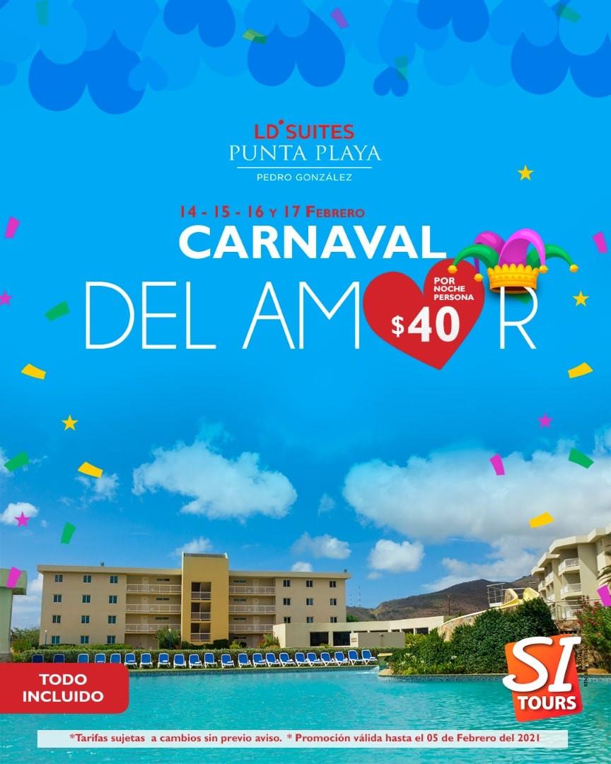 ld punta playa carnavales isla de margar