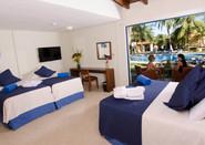 Habitaciones Hesperia Playa El Agua Bung