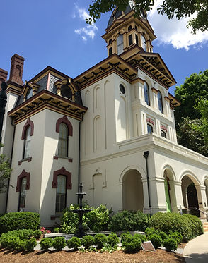 Historic Cabarrus County Courthouse
