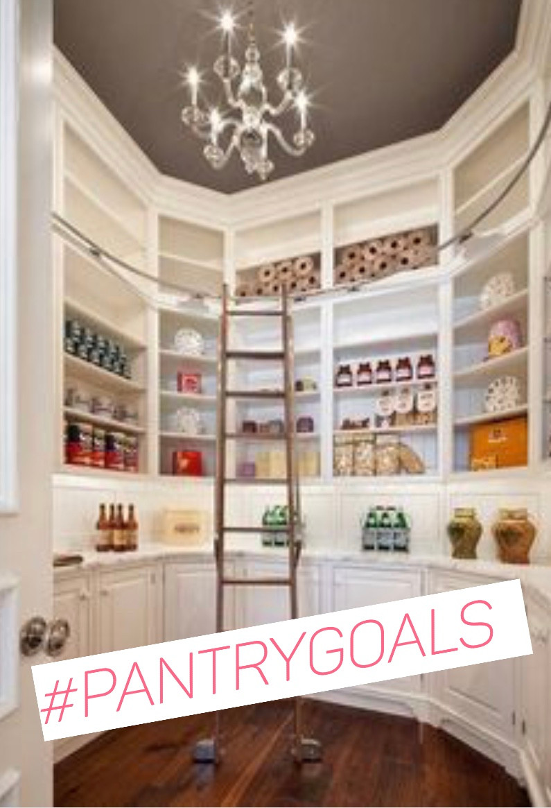 The Great Pantry Debate!