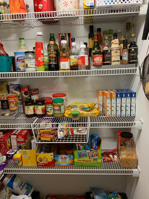 The Organization of Food