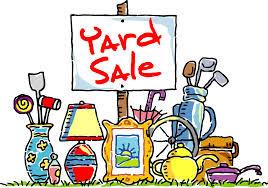 Yard Sale....in January??