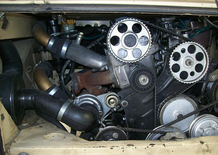 Kombi com Motor 1.6 AP Diesel