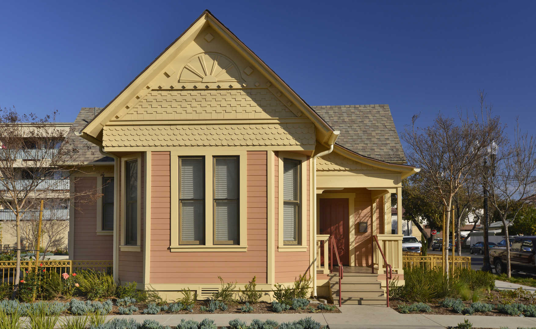Related California Historic Preservation