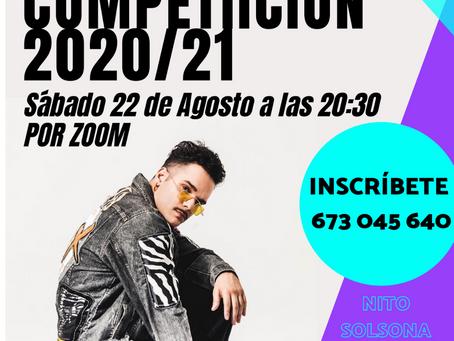 REUNIÓN DE COMPETICIÓN 2020/21