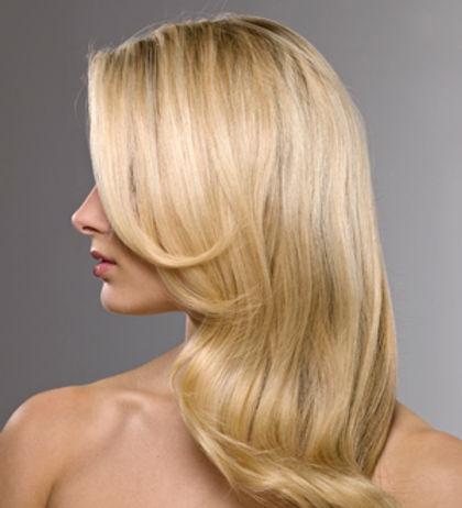Glossy Blonde