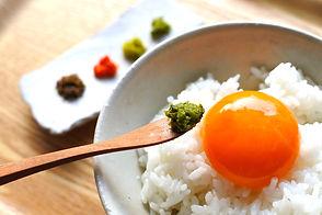 卵かけご飯に.JPG