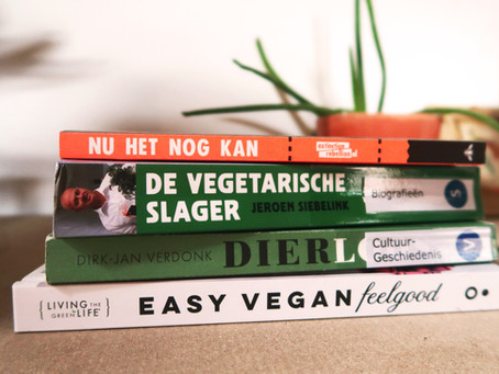 Boekentips | Veganisme