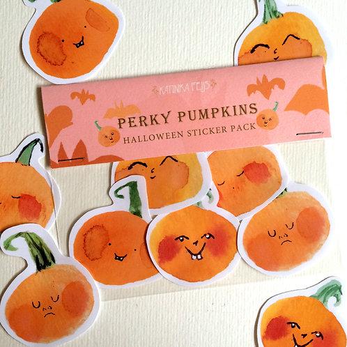 Pumpkin Sticker Pack
