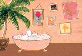 Gouache Illustration