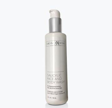 Salicylic Face and Body Wash  6oz