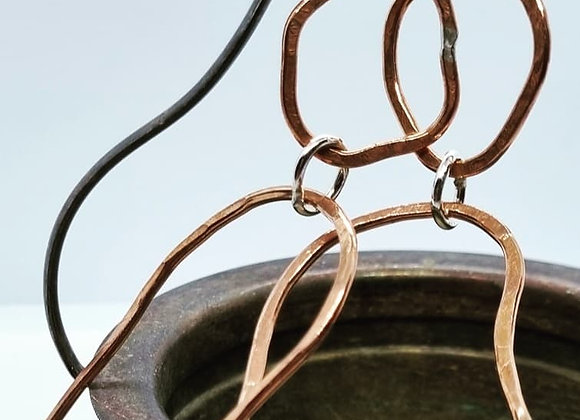 Organically Formed Copper Drops