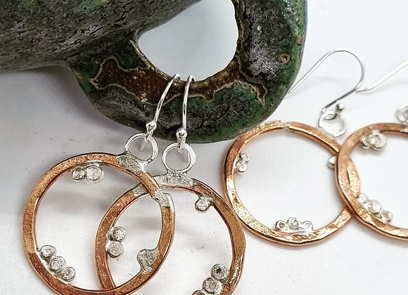 Copper & Dots