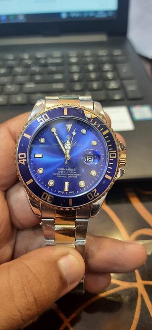 ROLEX G-BLUE