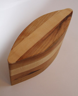 PB#102 $40 Canoe shape Box