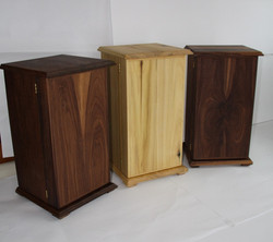 3 Large Jewelry Cabinets