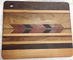 PB#70 Arrow Cutting Board $50  rrow Cutting Board