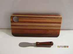 SOLD PB#271	Cheese Board $10