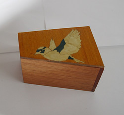 Bird Inlay  Box #1