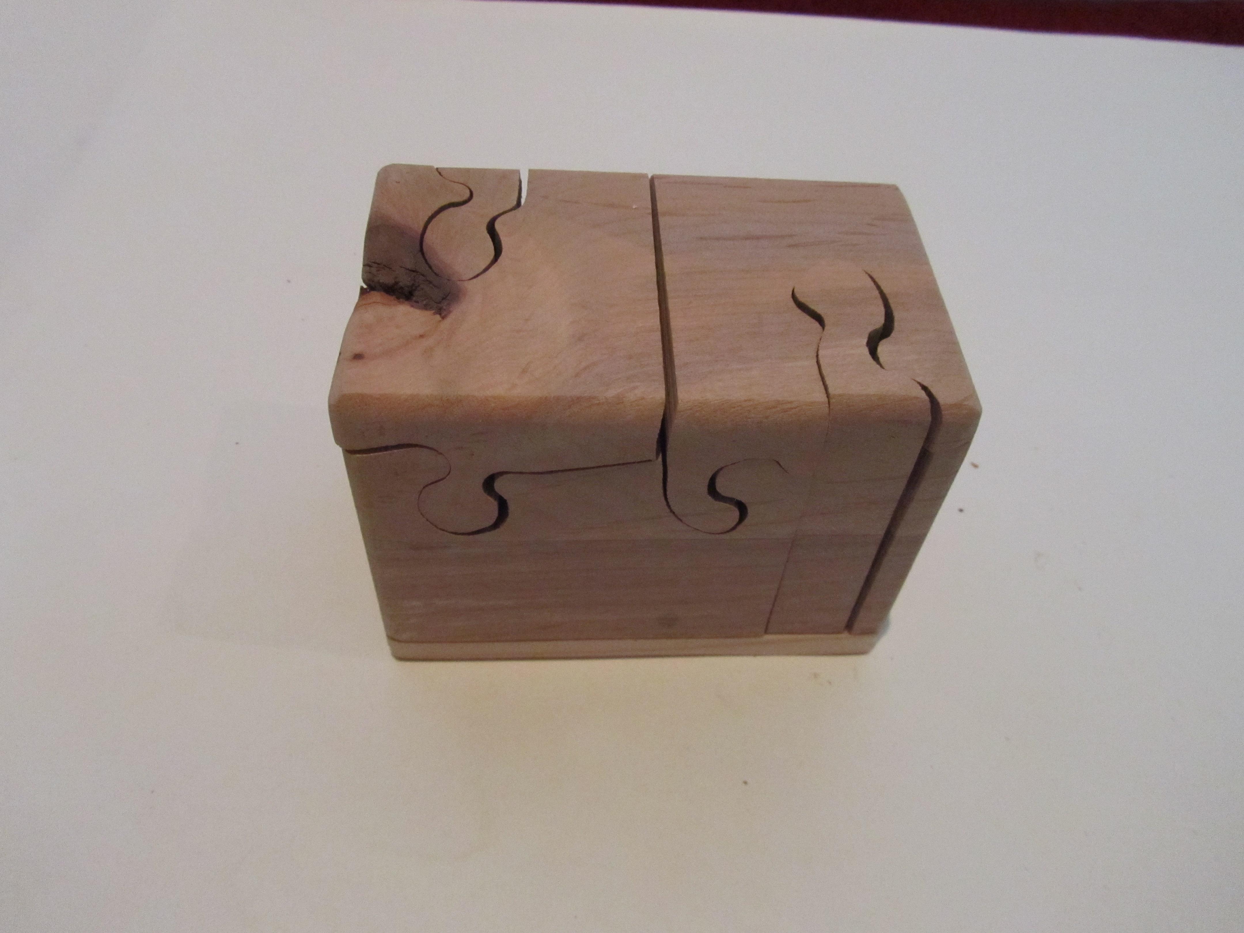 PB#287 Puzzle Box $30