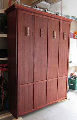 Murphy bed Ron