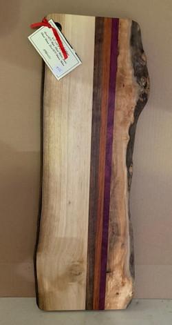 PB#431 Cutting Board 5 Layers $55