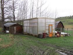New greenhouse 2011