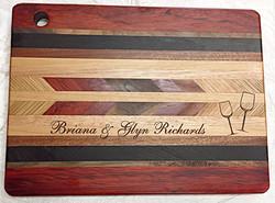 SOLD Arrow Cutting Board